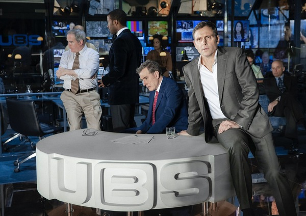 Photo Flash: First Look at Bryan Cranston, Tony Goldwyn, Tatiana Maslany & More in NETWORK!