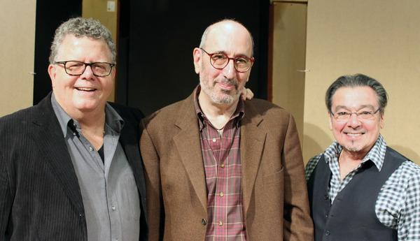 James Morgan, Gary Apple, Bill Castellino Photo