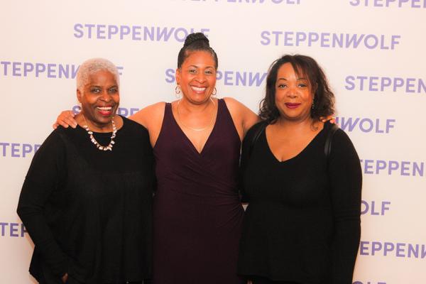 Photo Flash: Steppenwolf Celebrates Opening Night of Danai Gurira's FAMILIAR