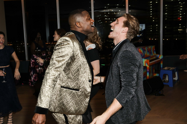 Photo Flash: Renee Fleming, Lauren Ambrose, Jon Batiste And More Attend 12th Annual Sing for Hope Gala
