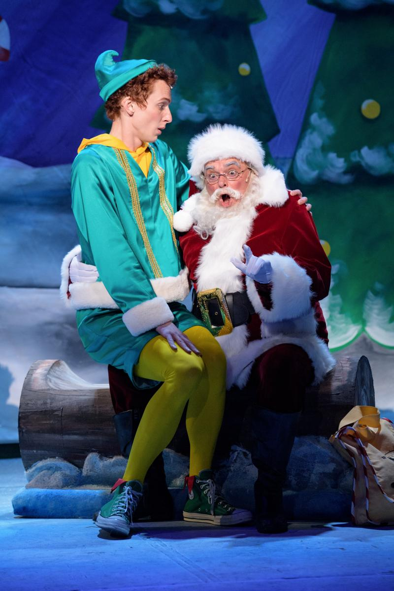BWW Review: Arvada Center\'s ELF Will Set You in the Holiday Spirit