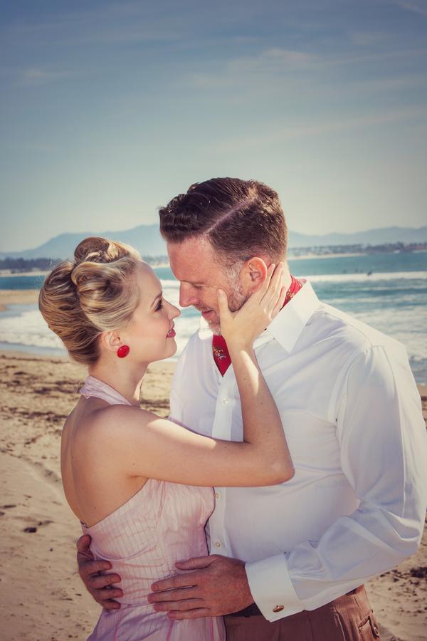 Madison Claire Parks and Ben Davis