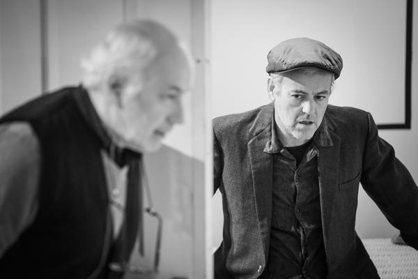 Nicholas Woodeson and Rupert Graves