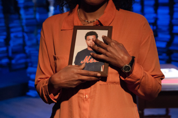 Photo Flash: Almonacid's ASSIGNMENT Opens Tonight At Luna Stage