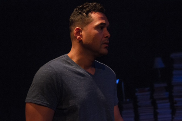 Rafael Poueriet and Antu Yacob