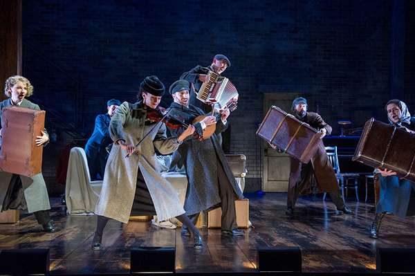 Photos: Get A First Look At INDECENT at Arena Stage