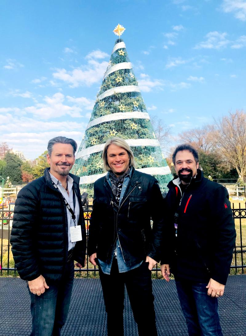 BWW Previews: Before Returning To AMERICA'S GOT TALENT, THE TEXAS TENORS Bring Holiday Magic to The Straz Center For The Performing Arts