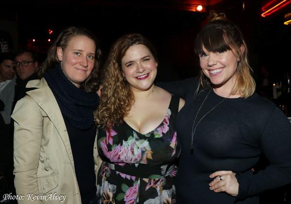 Katie Stevens, Bonnie Millegan, Ashley Timm Photo