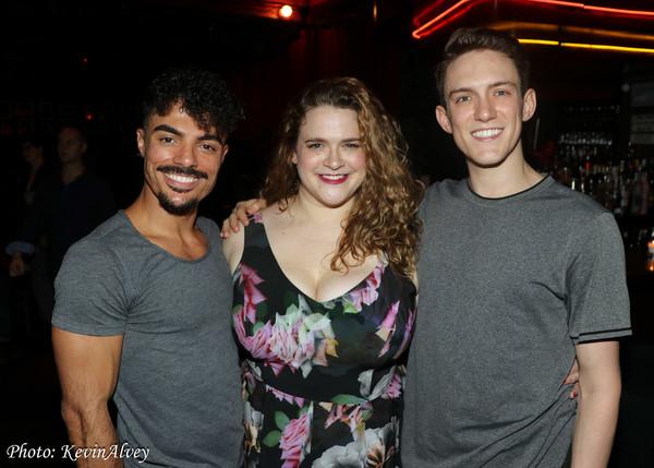 Yurel Echezarreta, Bonnie Millegan, Greg Liles Photo