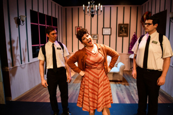 Photo Flash: First Look at Flying Elephant Productions' THE BOOK OF MERMAN