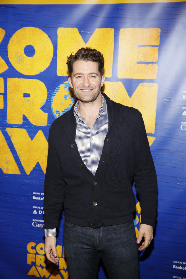 Photo Flash: COME FROM AWAY Celebrates Opening Night at the Ahmanson Theatre