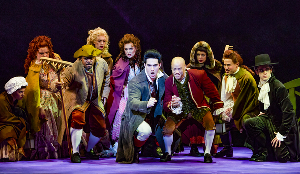 Photo Flash:  Disney's BEAUTY AND THE BEAST at the Maltz Jupiter Theatre