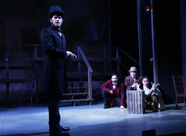 Photo Flash: Connecticut Repertory Theatre Presents A CIVIL WAR CHRISTMAS