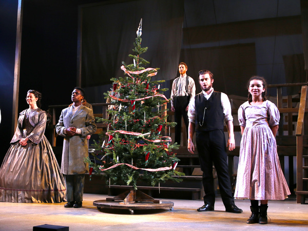 Review Roundup: Connecticut Repertory Theatre Presents A CIVIL WAR CHRISTMAS