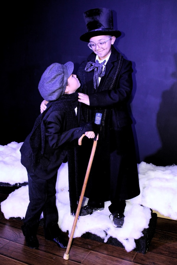 Photo Flash: Luckenbooth Theatre Academy Presents A CHRISTMAS CAROL