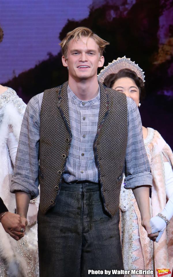 Photo Coverage: Cody Simpson Takes His First Bows in ANASTASIA