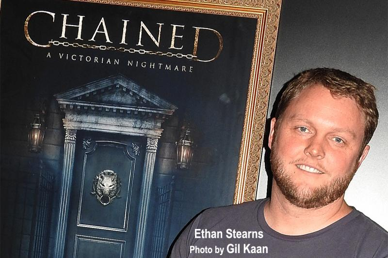 BWW Interview: MWM's Ethan Stearns Immersing You in A CHAINED Virtual Reality
