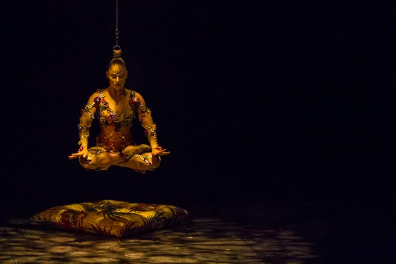 BWW Review: Cirque Du Soleil's VOLTA is Athletic But Not Particularly Moving