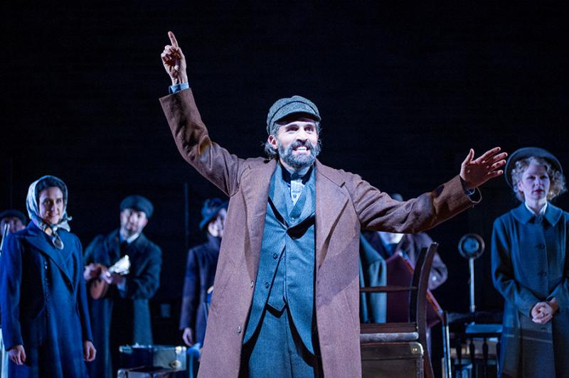 BWW REVIEW: INDECENT at Arena Stage