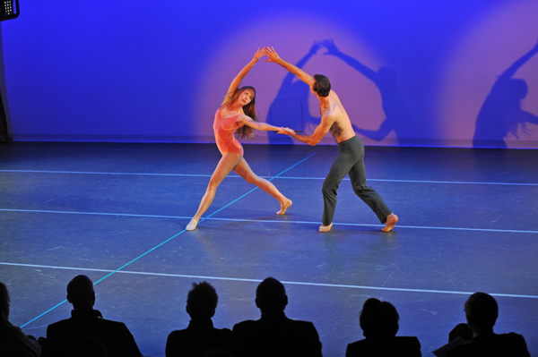 Photo Flash: National Dance Institute Hosts Jacques' Art Nest Series, 'Dance for Change'