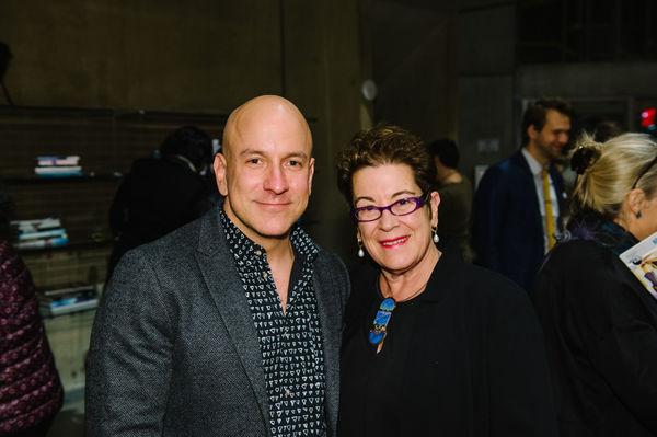 Eric Rosen and Molly Smith
