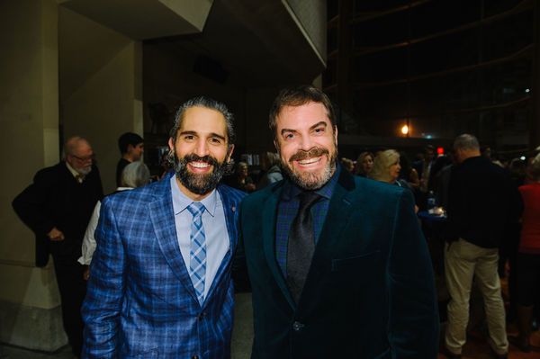 Ben Cherry and Ethan Watermeier