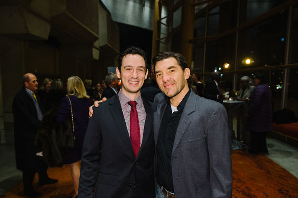 Max Wolkowitz and John Milosich Photo