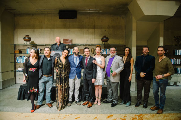 Photo Flash: INDECENT Celebrates Opening Night at Arena Stage