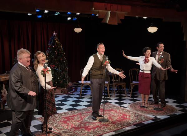 Photo Flash: Mile Square Theatre Opens IT'S A WONDERFUL LIFE Tonight