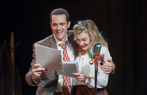 John Keller and Maggie Weston