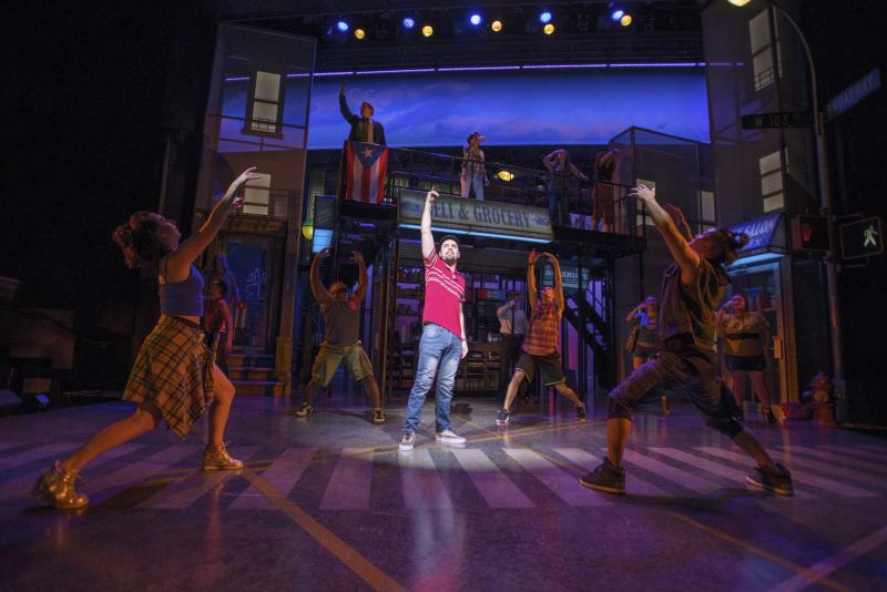 BWW Review: Seattle Rep's IN THE HEIGHTS Will Bring You Home