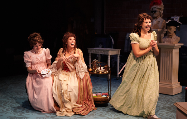 Photo Flash: 4th Wall Continues Season of Houston Premieres with Kate Hamill's PRIDE & PREJUDICE