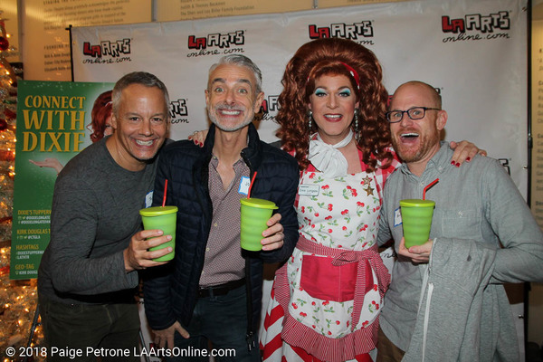 Photo Flash: DIXIE'S TUPPERWARE PARTY Returns to L.A.!