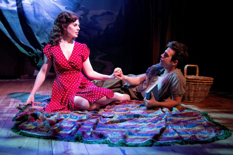 BWW REVIEW: Artful Direction And Strong Performances Are Andrew Lloyd Webber's Challenging ASPECTS OF LOVE's Saving Grace