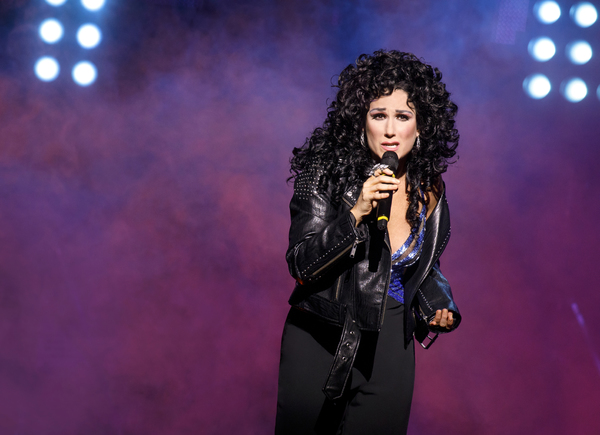 Photo Flash: Get a First Look at Stephanie J. Block, Teal Wicks, Micaela Diamond, and the Cast of THE CHER SHOW in Action