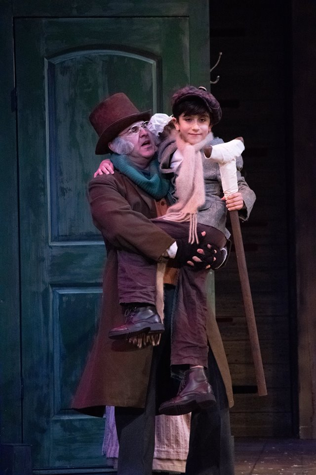 BWW Review: A CHRISTMAS CAROL at Florida Rep is Spirited and Superb!