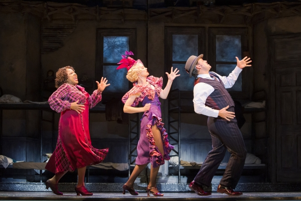 BWW Review: Leapin' Lizards, The 5th Ave's ANNIE is a Heartfelt Joyride!