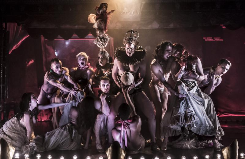 BWW Review: Company XIV's Erotically Elegant NUTCRACKER ROUGE Heats Up The Holiday Season