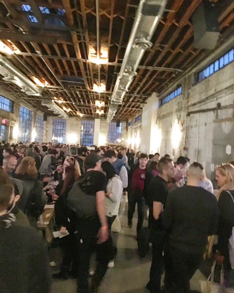 RAW WINE FAIR Delights Seekers of Authentic Expressions of Terroir