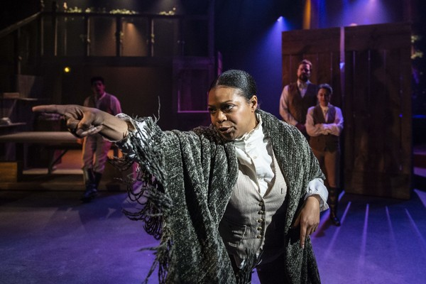 Photo Flash: First Look at 1st Stage's A CIVIL WAR CHRISTMAS
