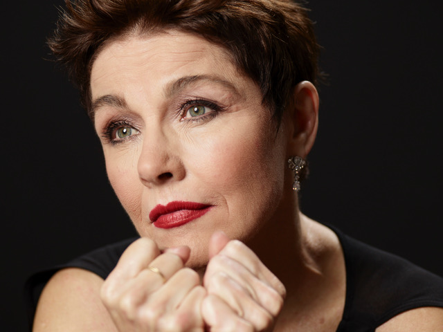 BWW Interview: Christine Andreas channels PIAF: NO REGRETS at Venetian Room for Bay Area Cabaret
