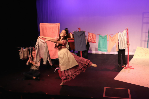 Photos: Steven Fisher's New Holiday Musical THE LITTLE DANCER Comes to Theatre 71