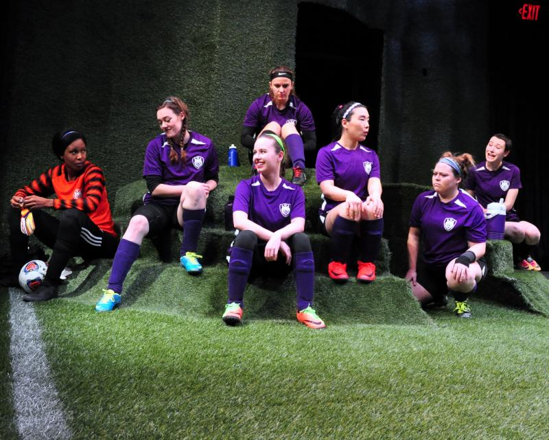 BWW Review: THE WOLVES is a howling success at the Unicorn  at the Unicorn Theatre IN KANSAS CITY