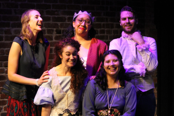 Photo Flash: William Shakespeare's LOVE'S LABOUR'S LOST Comes to The Lounge Theatre In Hollywood