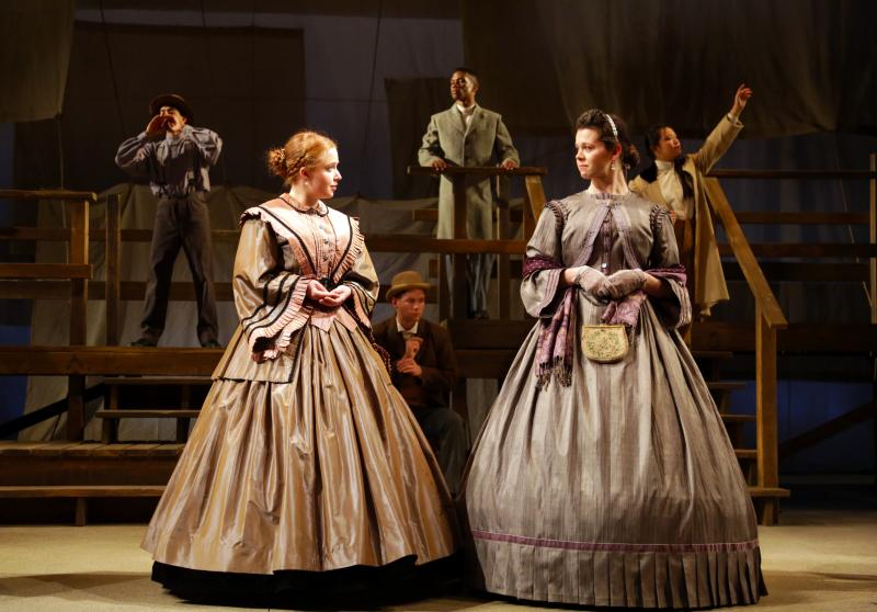 BWW Review: A CIVIL WAR CHRISTMAS: AN AMERICAN MUSICAL CELEBRATION at Connecticut Repertory Theatre
