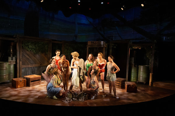 Photo Flash: First Look at Rubicon Theater Company's SOUTH PACIFIC