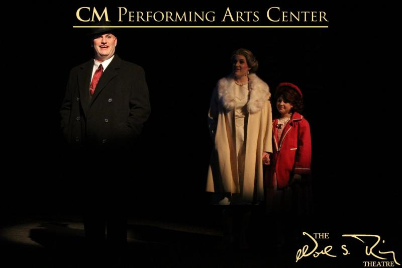 BWW Review: 'We Think You're Gonna Like It Here' - CM Performing Arts Center's ANNIE