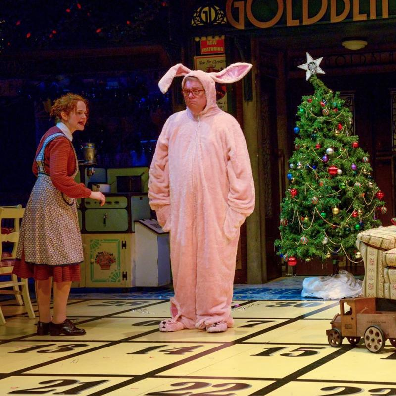 BWW Review: Nashville Rep's Holiday Tradition of A CHRISTMAS STORY Comes to a Fitting Close