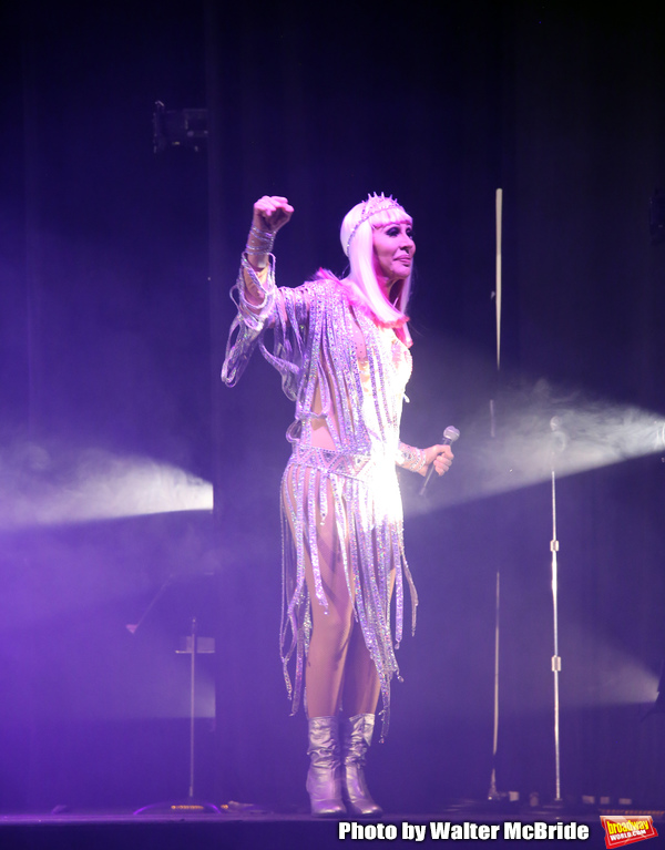 Photo Coverage: RuPaul's Drag Race All Stars Winner Chad Michaels Performs Cher Tribute Concert!