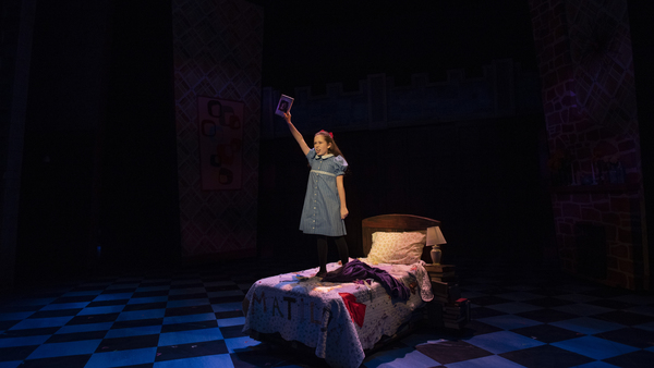 Photo Flash: MATILDA THE MUSICAL Comes to Barrette Center
